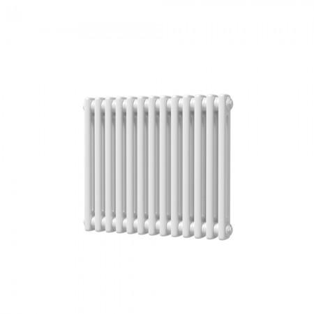 Alpha - White Column Radiator - H500mm x W592mm - 2 Column