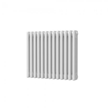 Alpha - White Column Radiator - H500mm x W599mm - 3 Column