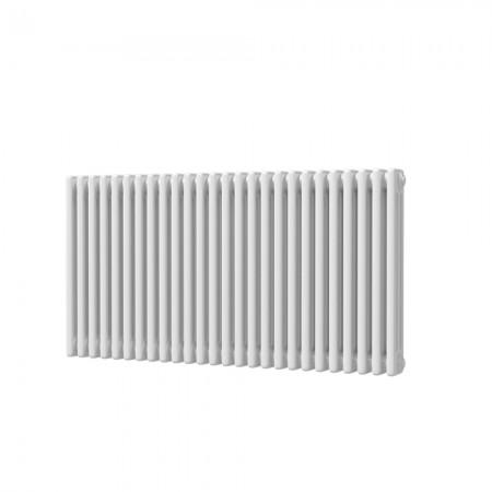 Alpha - White Column Radiator - H600mm x W1177mm - 3 Column