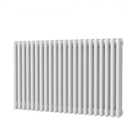 Alpha - White Column Radiator - H600mm x W999mm - 3 Column