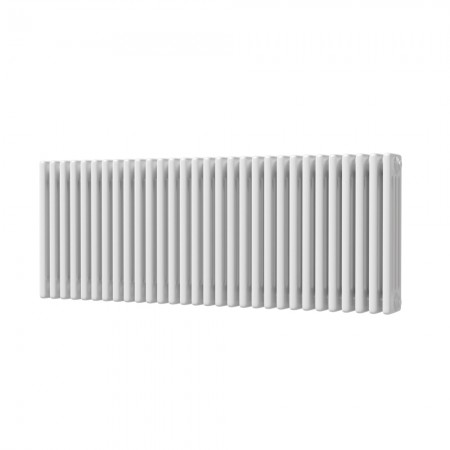 Alpha - White Column Radiator - H500mm x W1340mm - 4 Column