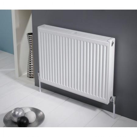 K-Rad - Type 11 Single Panel Central Heating Radiator - H500mm x W2400mm