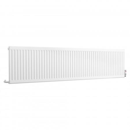 K-Rad - Type 11 Single Panel Central Heating Radiator - H500mm x W2000mm