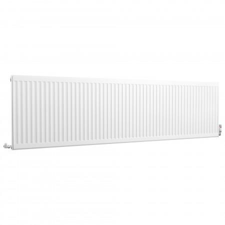 K-Rad - Type 11 Single Panel Central Heating Radiator - H600mm x W2200mm