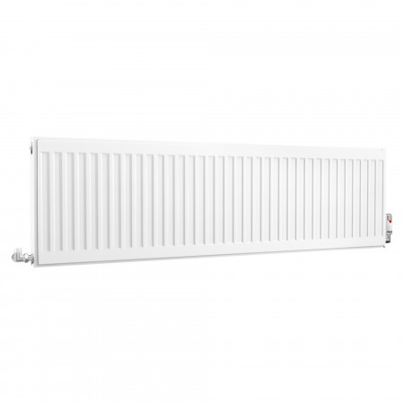 K-Rad - Type 21 Double Panel Central Heating Radiator - H400mm x W1400mm