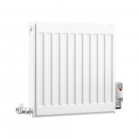 K-Rad - Type 21 Double Panel Central Heating Radiator - H400mm x W400mm