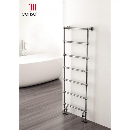 Victoria - Traditional Towel Radiator - H950mm x W500mm - Floor Standing