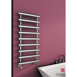 Carisa Aldo Chrome Designer Heated Towel Rails