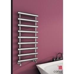 Carisa Aldo Chrome Designer Heated Towel Rails