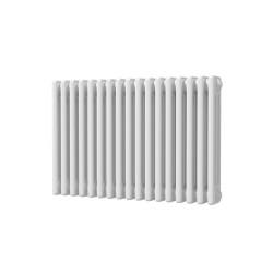 Alpha - White Column Radiator - H500mm x W777mm - 3 Column