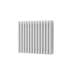 Alpha - White Column Radiator - H500mm x W592mm - 4 Column