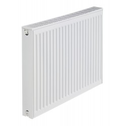 P+ - Type 21 Double Panel Central Heating Radiator - H600mm x W600mm
