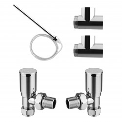 Talus - Dual Fuel Towel Rail Kit - 200w Standard