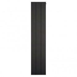 Elvino - Grey Vertical Radiator - H1800mm x W370mm