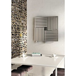 Carisa Keops Stainless Steel Horizontal Designer Radiators