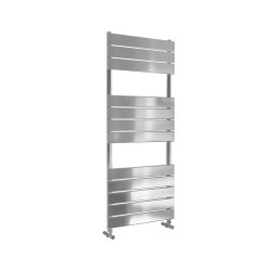 Lazzarini Egadi Straight Chrome Designer Heated Towel Rail