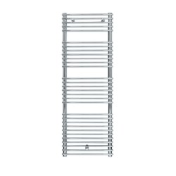Siracusa - Chrome Towel Radiator - H1738mm x W500mm - Chrome