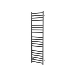Leonora - Stainless Steel Towel Radiator - H1400mm x W400mm
