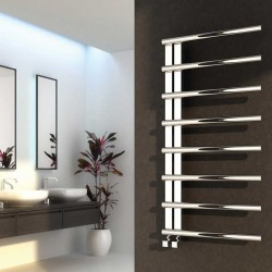 Celico - Stainless Steel Towel Radiator - H1000mm x W500mm