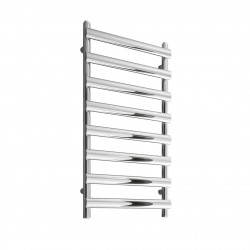 Deno - Stainless Steel Towel Radiator - H992mm x W500mm