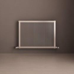 Stripe - Stainless Steel Horizontal Radiator - H600mm x W795mm