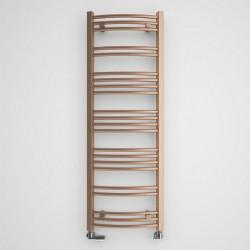 Jade - Galvanic Old Copper Towel Radiator - H1149mm x W400mm