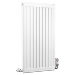K-Rad - Type 11 Single Panel Central Heating Radiator - H750mm x W400mm