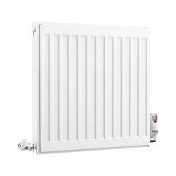 K-Rad - Type 21 Double Panel Central Heating Radiator - H500mm x W500mm
