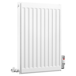 K-Rad - Type 21 Double Panel Central Heating Radiator - H600mm x W400mm