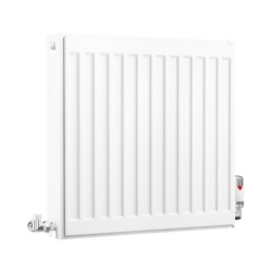 K-Rad - Type 22 Double Panel Central Heating Radiator - H500mm x W500mm