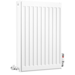 K-Rad - Type 22 Double Panel Central Heating Radiator - H600mm x W400mm