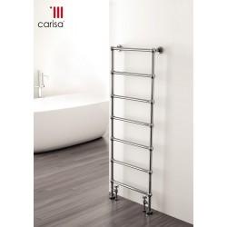 Victoria - Traditional Towel Radiator - H1340mm x W500mm - Floor Standing