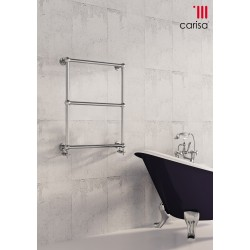 Vintage 2 - Traditional Towel Radiator - H650mm x W650mm