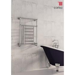 Vintage - Traditional Towel Radiator - H800mm x W650mm