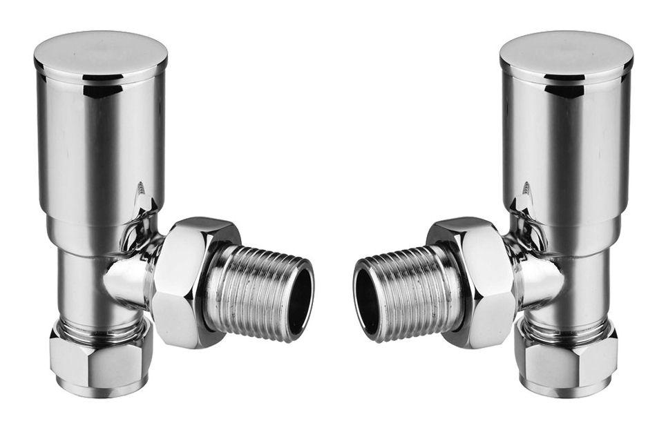 Non-thermostatic radiator valves