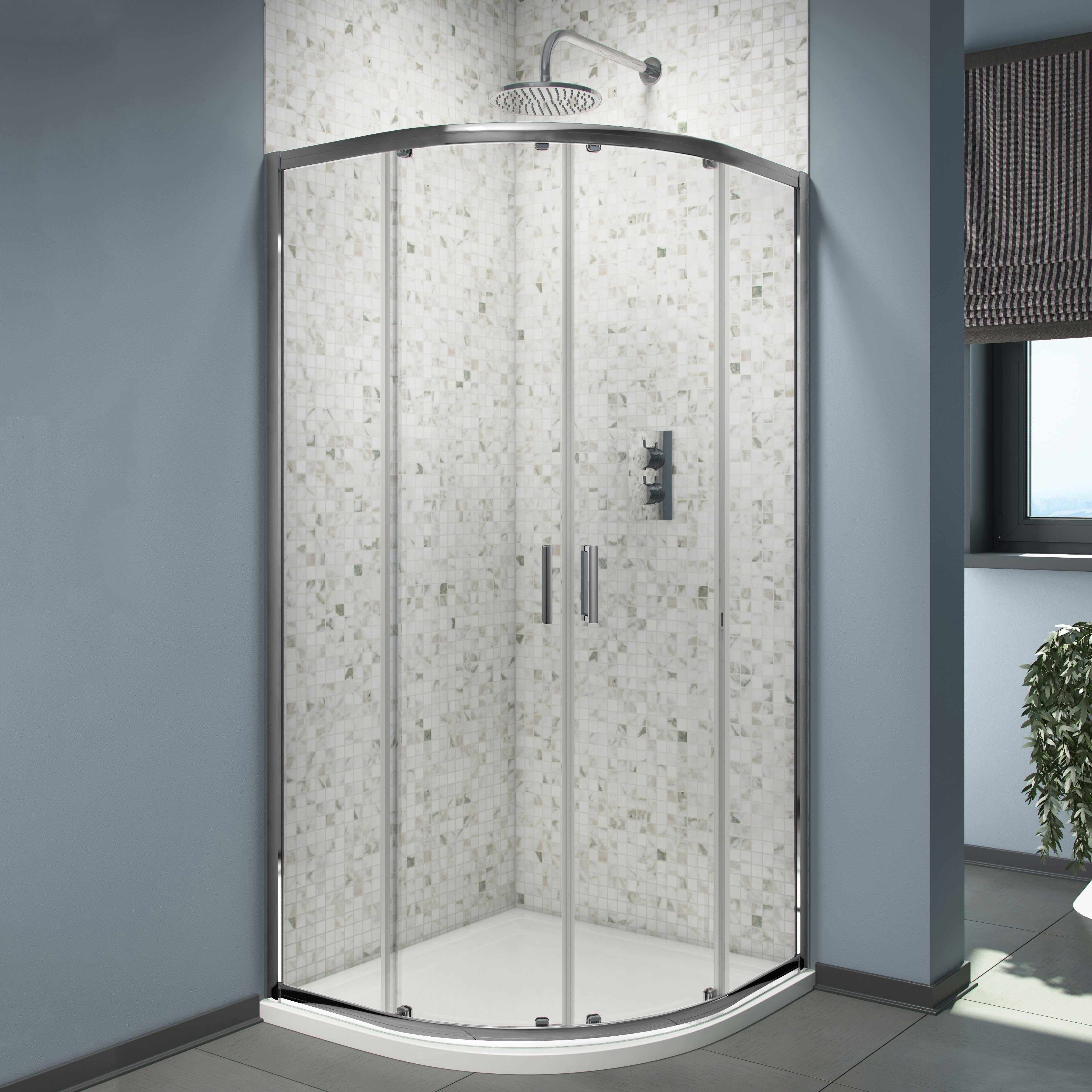 Cassellie quadrant shower enclosure
