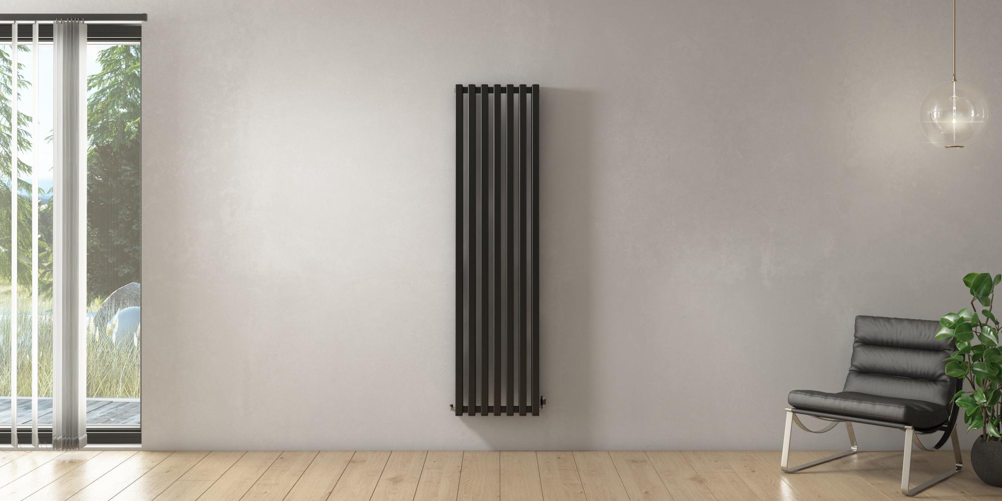 Black radiator