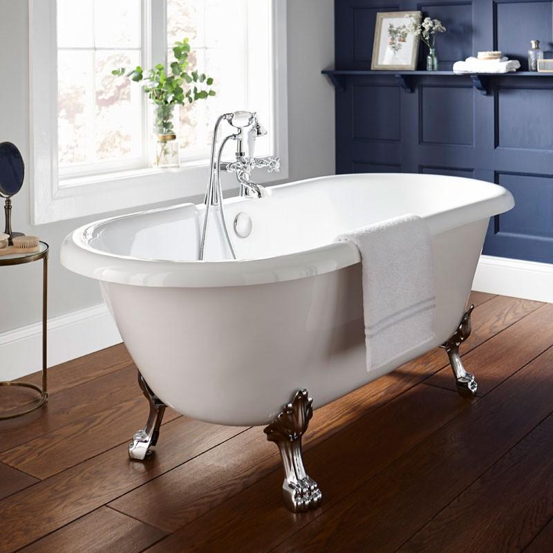 Kartell Astley freestanding bath