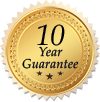 10 Year Guarantee